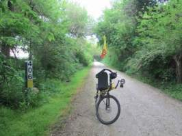 Jim-Schmid's-Bacchetta-Giro-recumbent-MP-406-Wabash-Trail-IA-5-16-17