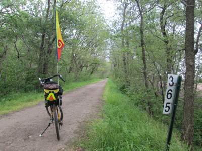 Jim-Schmid's-Bacchetta-Giro-recumbent-MP-365-Wabash-Trail-IA-5-18-17