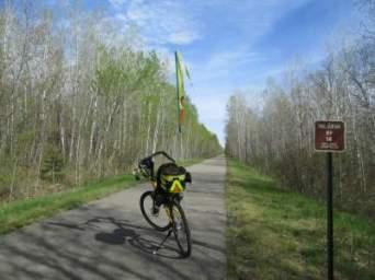 Jim-Schmid's-Bacchetta-Giro-recumbent-RP-14-Paul-Bunyan-Trail-MN-5-14-17