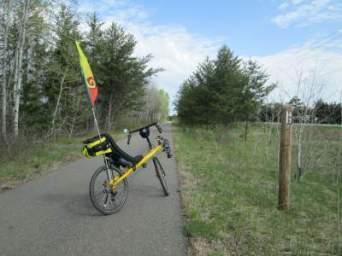 Jim-Schmid's-Bacchetta-Giro-recumbent-MP-41-Paul-Bunyan-Trail-MN-5-12-17