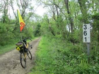 Jim-Schmid's-Bacchetta-Giro-recumbent-MP-361-Wabash-Trail-IA-5-18-17