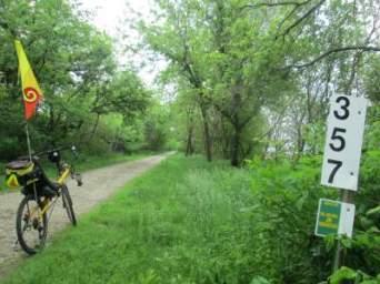 Jim-Schmid's-Bacchetta-Giro-recumbent-MP-357-Wabash-Trail-IA-5-18-17
