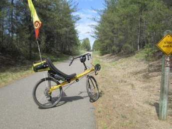 Jim-Schmid's-Bacchetta-Giro-recumbent-MP-45-Paul-Bunyan-Trail-MN-5-12-17