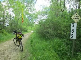 Jim-Schmid's-Bacchetta-Giro-recumbent-MP-352-Wabash-Trail-IA-5-18-17