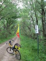 Jim-Schmid's-Bacchetta-Giro-recumbent-MP-367-Wabash-Trail-IA-5-17-17