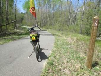 Jim-Schmid's-Bacchetta-Giro-recumbent-MP-75-Paul-Bunyan-Trail-MN-5-13-17