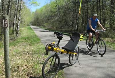 Jim-Schmid's-Bacchetta-Giro-recumbent-MP-23-Paul-Bunyan-Trail-MN-5-11-17