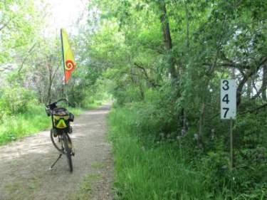 Jim-Schmid's-Bacchetta-Giro-recumbent-MP-347-Wabash-Trail-IA-5-18-17