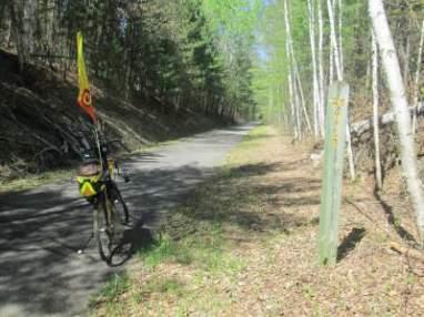 Jim-Schmid's-Bacchetta-Giro-recumbent-MP-26-Paul-Bunyan-Trail-MN-5-13-17