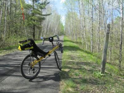 Jim-Schmid's-Bacchetta-Giro-recumbent-MP-60-Paul-Bunyan-Trail-MN-5-12-17