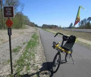 Jim-Schmid's-Bacchetta-Giro-recumbent-MP-31-Paul-Bunyan-Trail-MN-5-11-17