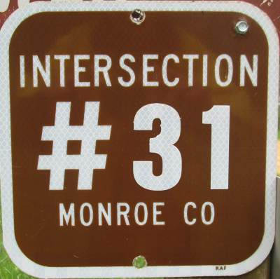 Intersection-sign-Elroy-Sparta-Trail-WI-5-8&9-17