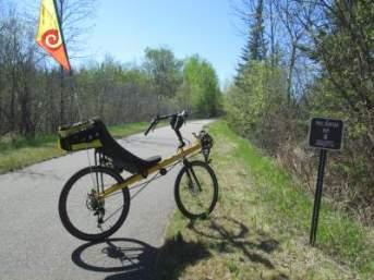 Jim-Schmid's-Bacchetta-Giro-recumbent-RP-3-Paul-Bunyan-Trail-MN-5-13-17