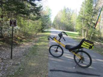 Jim-Schmid's-Bacchetta-Giro-recumbent-RP-5-Paul-Bunyan-Trail-MN-5-13-17