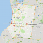 Frankston City Council Map