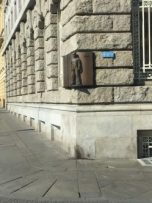 Gestapo headquarters on Political Prisoners' Street