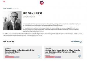 Spreker Jim van Hulst