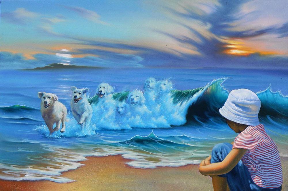 Surrealism, Pop Art, Art