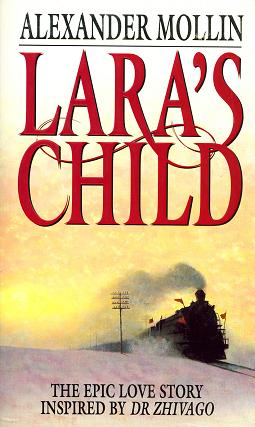 Jim Williams Books - Laras Child Cover
