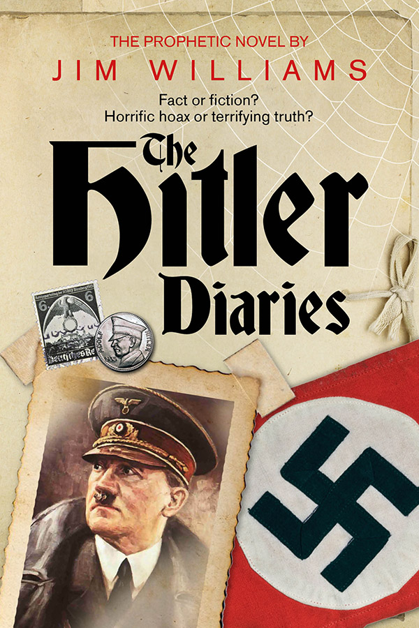 Jim Williams Books - The Hitler Diaries Cover