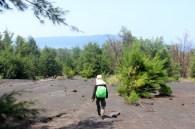 turun dari krakatau