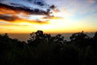 sunrise di puncak