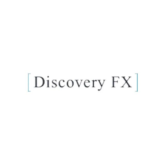 DiscoveryFXロゴ