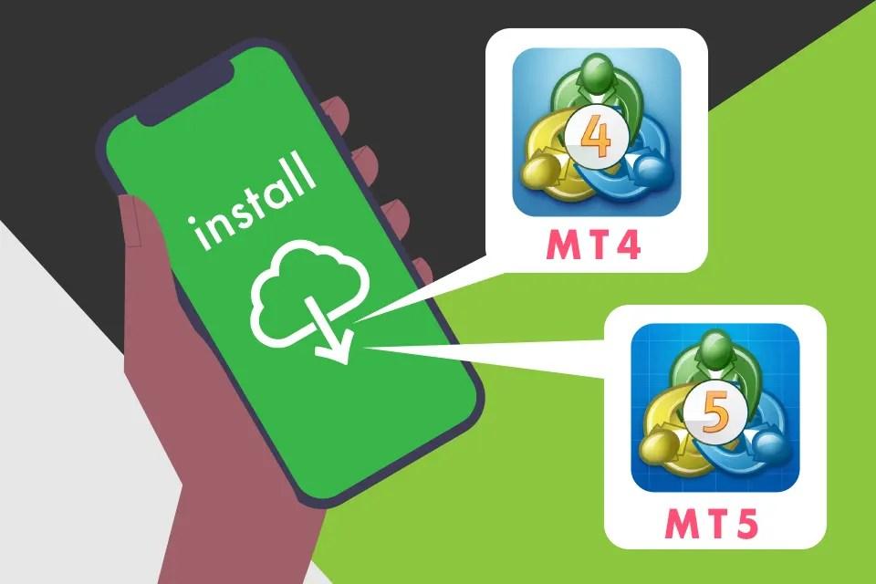 MT4 MT5アプリ
