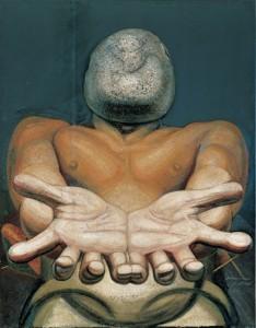 호제 데이빗 알파로 시케이로스 (José David Alfaro Siqueiros) 1947년pyroxylin on celotex / glas fibre, 222 x 175 cm © Museo de Arte Moderno, Mexico City.