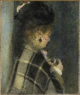 06.Renoir_Jeune Femme à la voilette