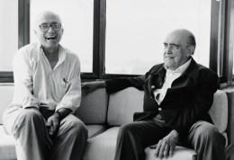 Personal - Lele and Oscar Niemeyer