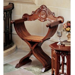 savonarola-chair-replica