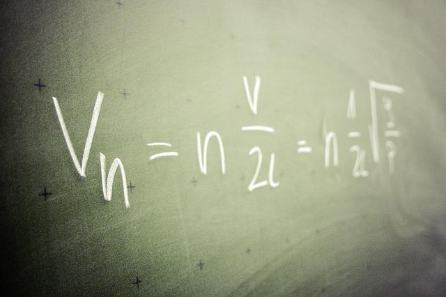 Matematický testík