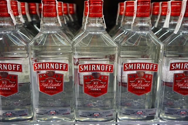 Vodka - lék na trému