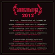 Ganadores y reconocimientos en ZZF 2012