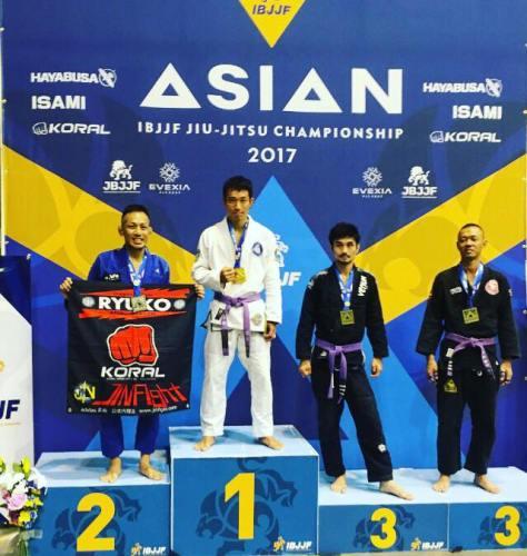 アジアオープン選手権