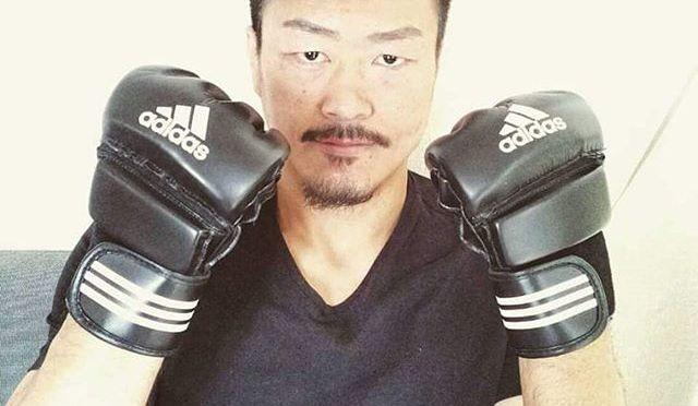 JIN FIGHT adidas MMA & BJJのスポンサードアスリート 水野竜也選手