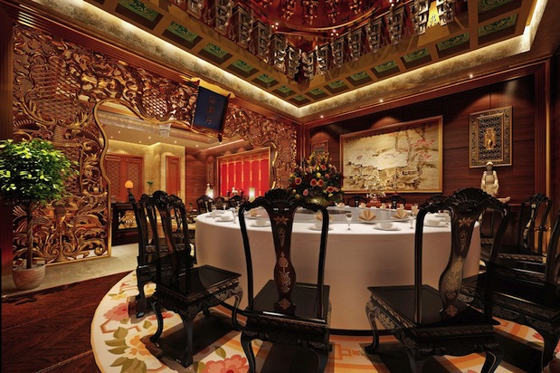 Steep Drop For Banquets Signals China S Austerity Drive