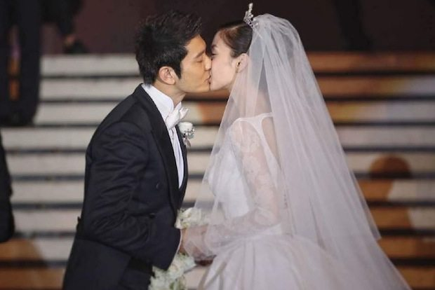 What Chinas Wedding Of The Year Says About Luxury