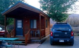 Cabin in Moab, UT