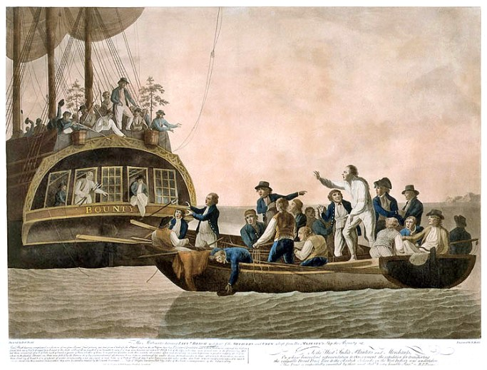 582tamjai-Lt Bligh Mutiny HM Bounty