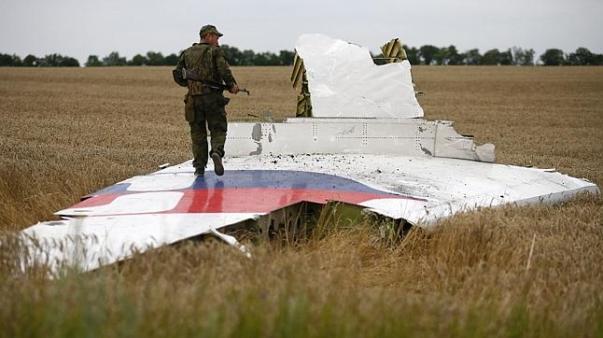 ซากสายการบินมาเลเซียแอร์ไลน์ เที่ยวบิน MH17