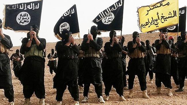 การฝึกรบของกลุ่ม ISIS