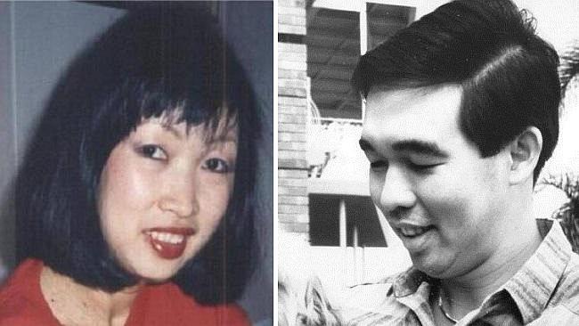 นาง Rita Caleo และนพ. Michael Chye