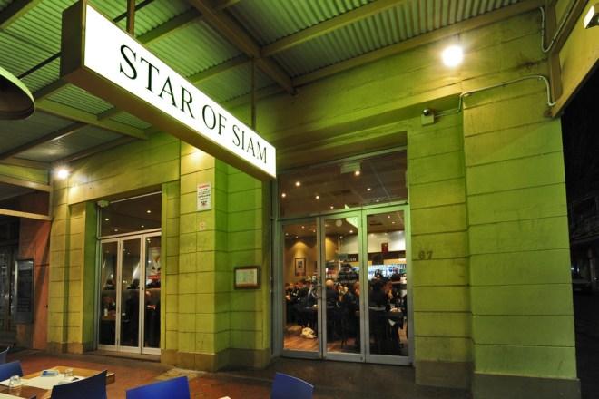 ร้านอาหาร Star of Siam