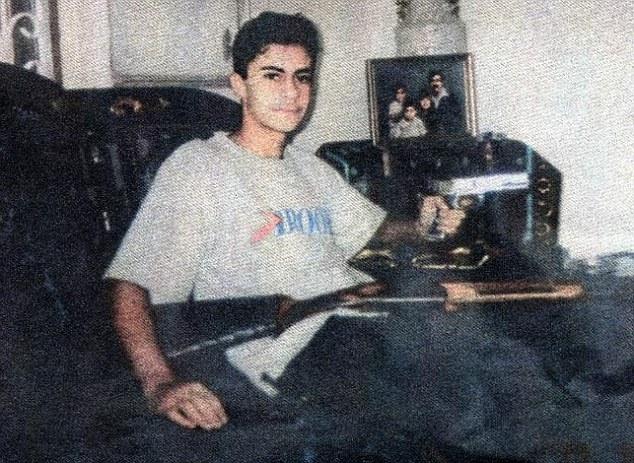 นาย Bilal Skaf หัวหน้าแก๊งข่มขืนที่โด่งดังที่สุดในช่วง 15 ปีที่ผ่านมา