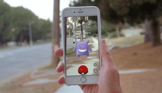 เกม Pokemon Go กับการเล่นในสถานการณ์เหมือนจริง : ภาพ kotaku.com.au