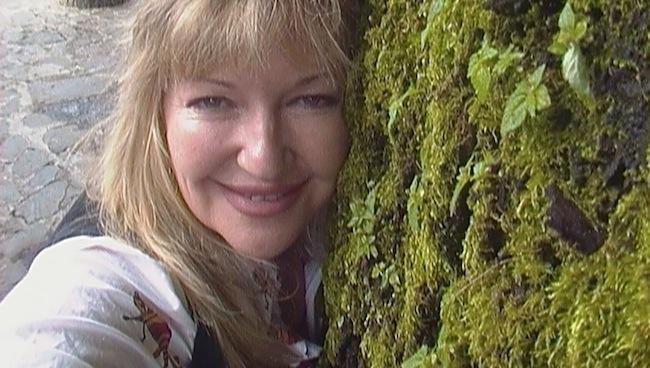 นาง Sybelle Foxcroft ที่ประเทศอินเดีย : ภาพจาก wordpress by Sybelle Foxcroft