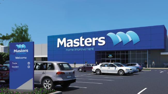 ห้าง Masters : ภาพจาก news.com.au
