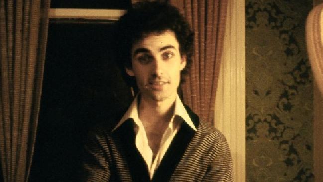 นาย David McMillan ในสมัยยังหนุ่ม : ภาพจากสำนักข่าว News Corp